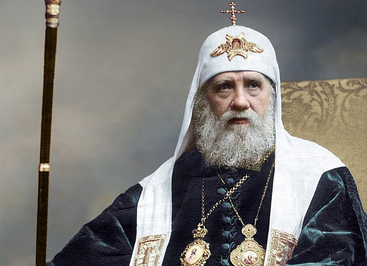 Father Andrey Popovich Kopeykin